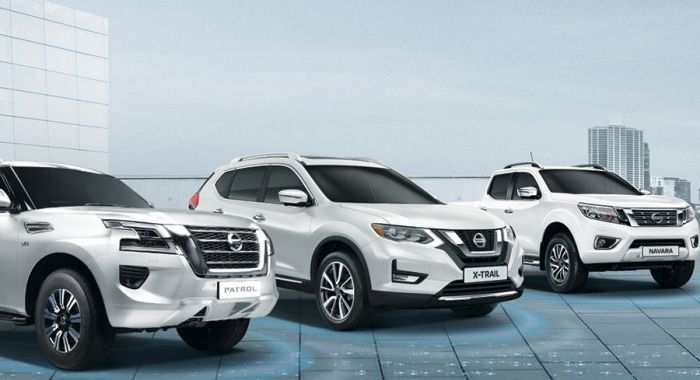 Africa's preferred fleet partner | Nissan