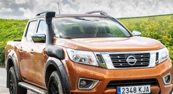 Tougher than ever: Nissan launches Navara OFF-ROADER AT32